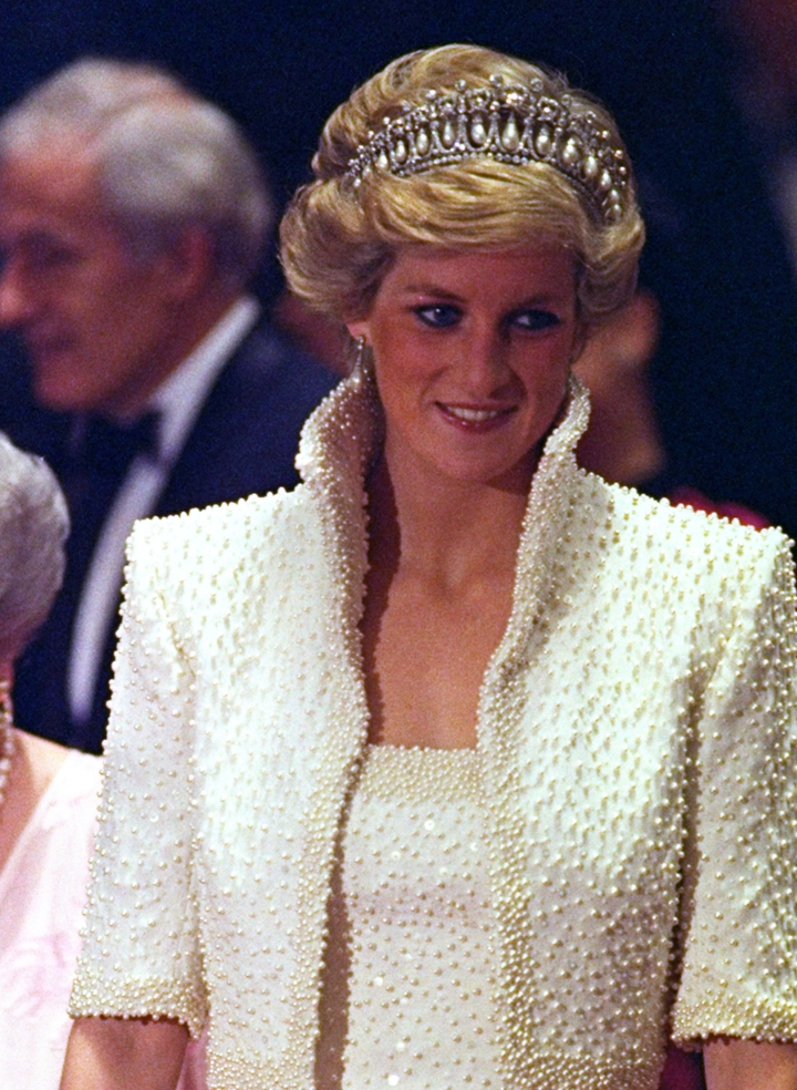 Britain Fashion Diana Dresses